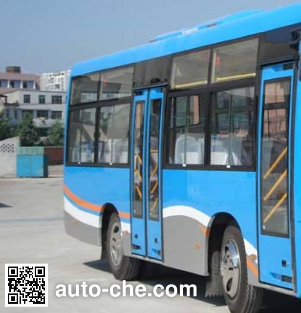 川马牌CAT6100EET城市客车