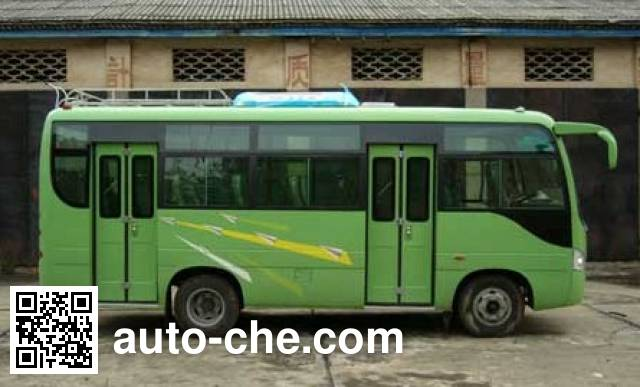 Chuanma CAT6600N5GE city bus