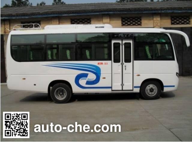 Chuanma CAT6660N5E bus