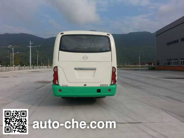 Chuanma CAT6660N5GE city bus
