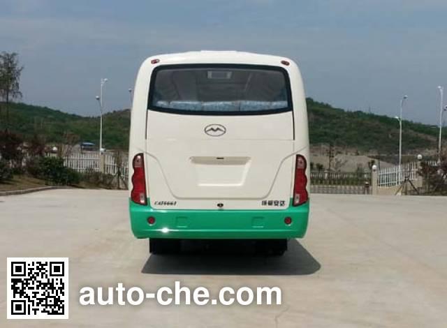 Chuanma CAT6661N5E bus