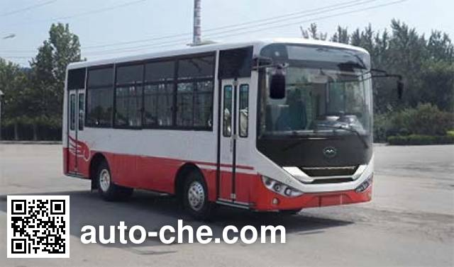 川马牌CAT6720N5GE城市客车