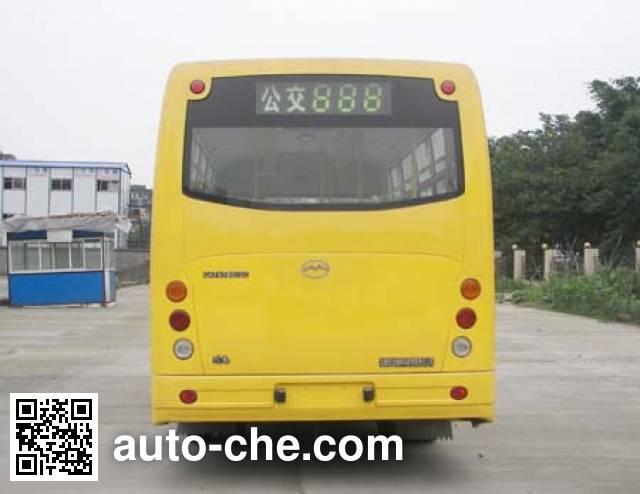 川马牌CAT6720EET城市客车