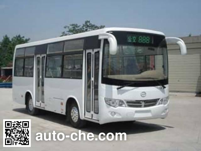 川马牌CAT6780DYC城市客车