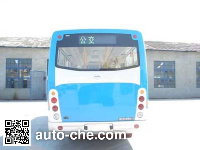 川马牌CAT6850EET城市客车