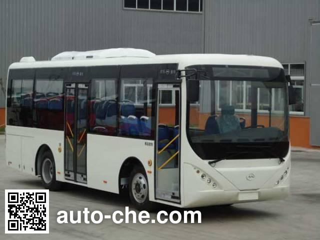 川马牌CAT6860C4GE城市客车