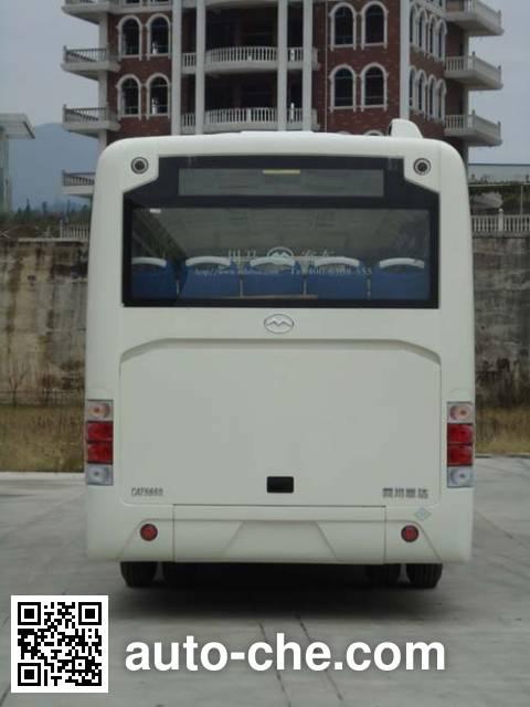 川马牌CAT6860N5GE城市客车