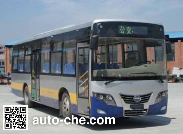 川马牌CAT6990DET城市客车