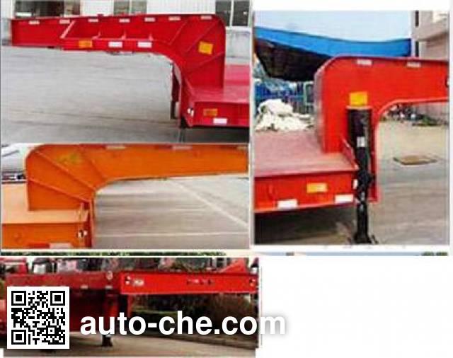 Hengtong Liangshan CBZ9400TDPXZ lowboy