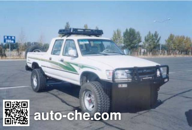 Great Wall CC1021ADY crew cab pickup truck