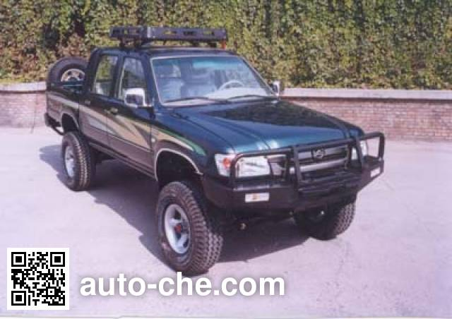 Great Wall CC1022SDY crew cab pickup truck