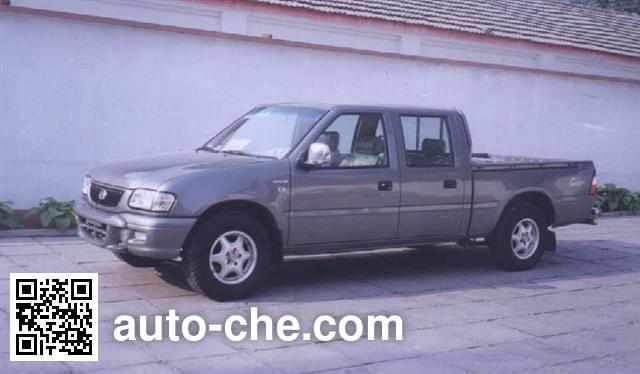 Great Wall CC1025A crew cab pickup truck