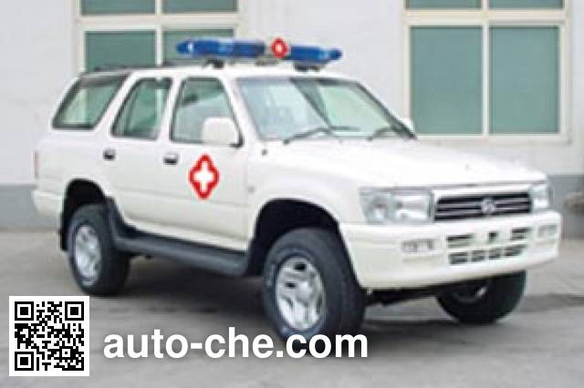 Great Wall CC5020JJFG emergency care vehicle