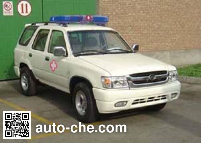 Great Wall CC5021JJFX emergency care vehicle