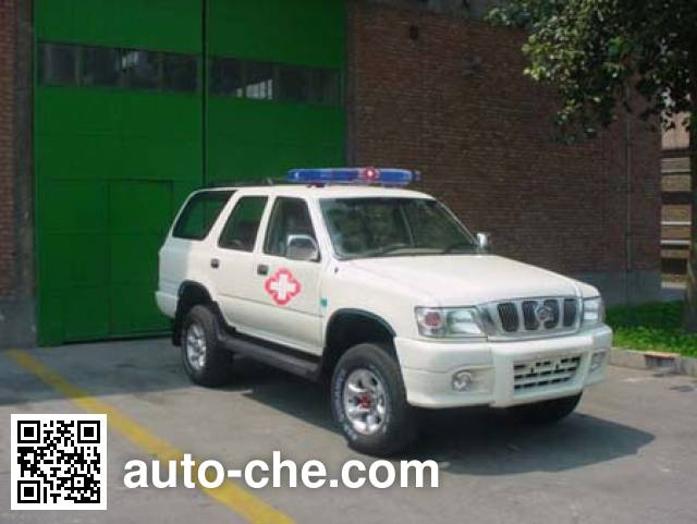 Great Wall CC5021JJFY emergency care vehicle