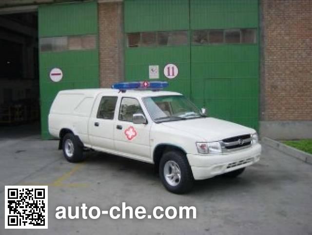 Great Wall CC5021XJJAR emergency care vehicle