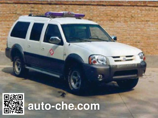 Great Wall CC5025JJNA1 emergency care vehicle