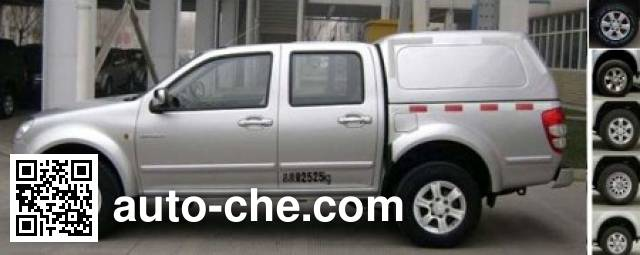 Great Wall CC5031XXYPS4L box van truck