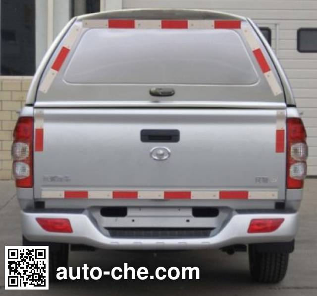 Great Wall CC5031XXYPA4N box van truck