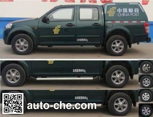Great Wall CC5031XYZPS6J postal vehicle