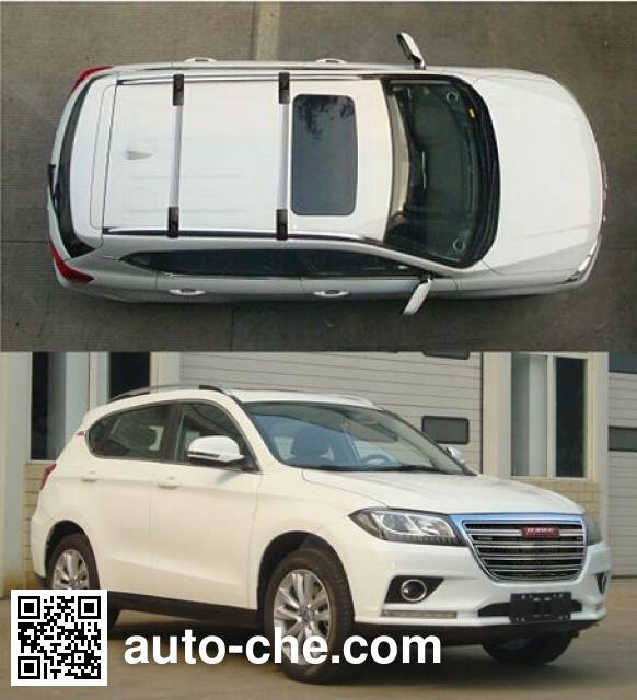 Great Wall Haval (Hover) CC7150FM01 car