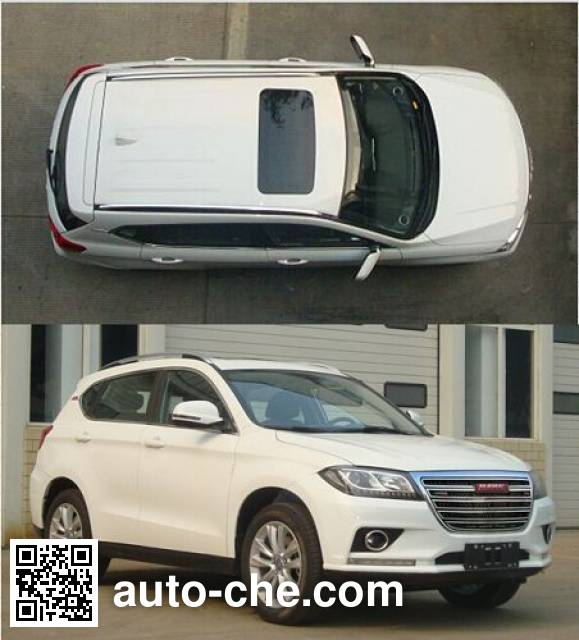 Great Wall Haval (Hover) CC7150FM22 car