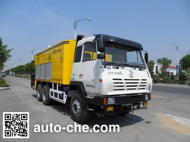 Huaxing CCG5254TFC slurry seal coating truck