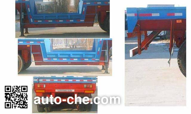 Huaxing CCG9350TJG molten iron trailer