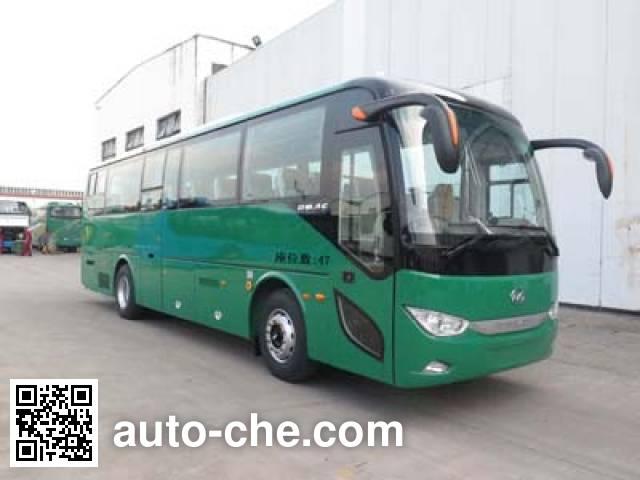 安凯牌CCQ6100BEV2纯电动客车