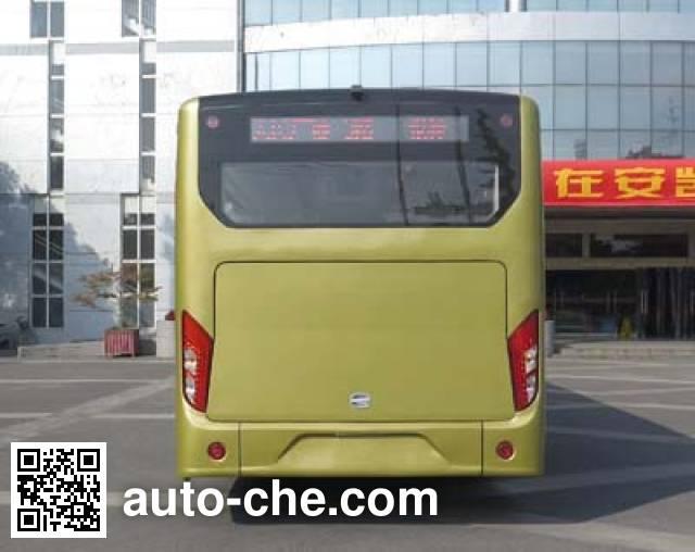 安凯牌CCQ6120BEV2纯电动城市客车