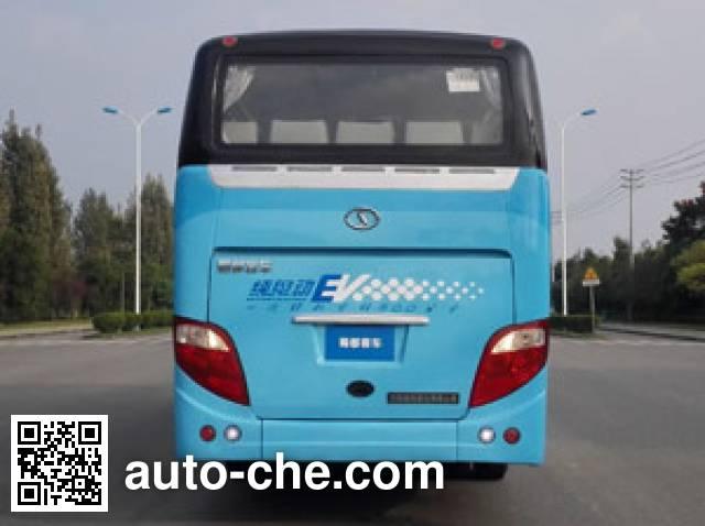 蜀都牌CDK6110BEV纯电动客车