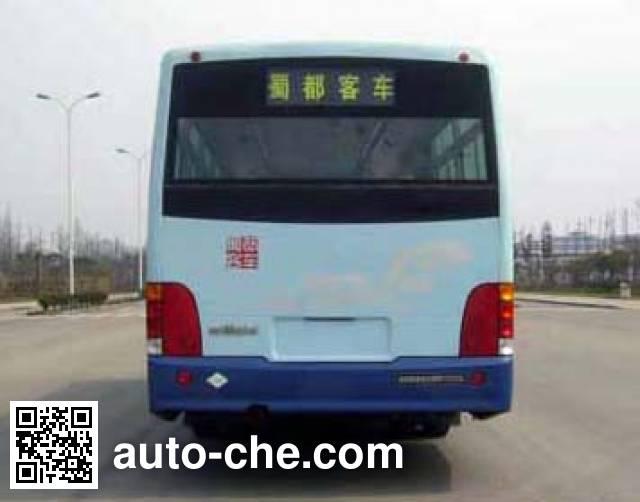 蜀都牌CDK6111CA1城市客车
