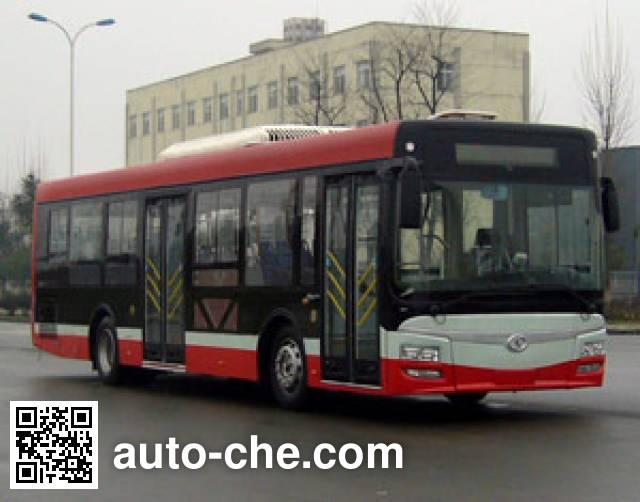 蜀都牌CDK6112CED4R城市客车