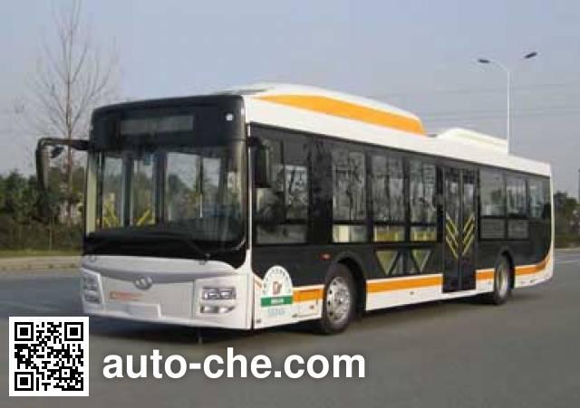 蜀都牌CDK6122CA1R城市客车