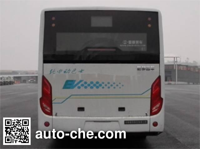 蜀都牌CDK6122CBEV纯电动城市客车