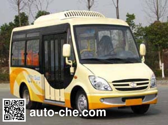 蜀都牌CDK6550CEG5城市客车