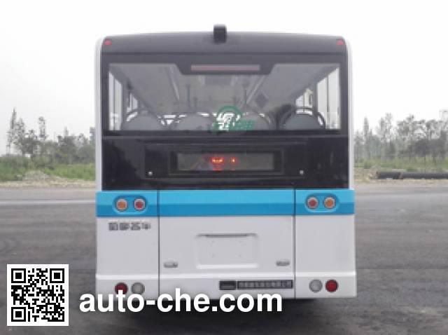 蜀都牌CDK6630CBEV2纯电动城市客车