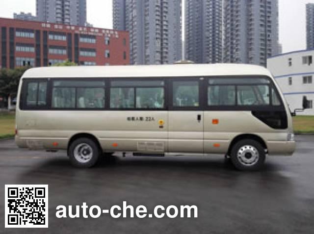 蜀都牌CDK6703BEV2纯电动客车