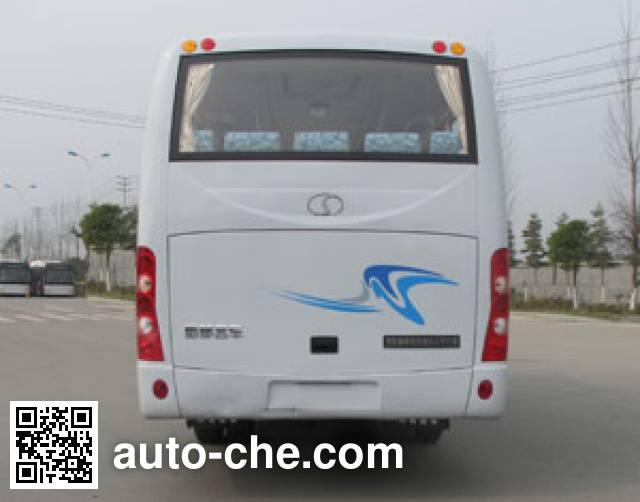 蜀都牌CDK6760EG5客车