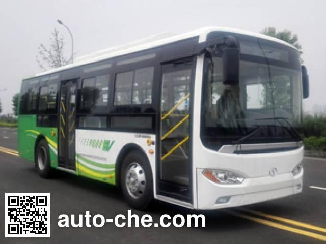 蜀都牌CDK6850CBEV1纯电动城市客车