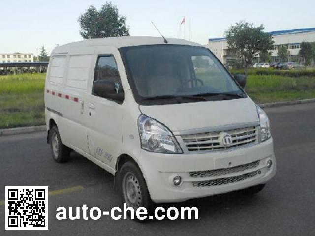 中植汽车牌CDL5020XXYBEV2纯电动厢式运输车