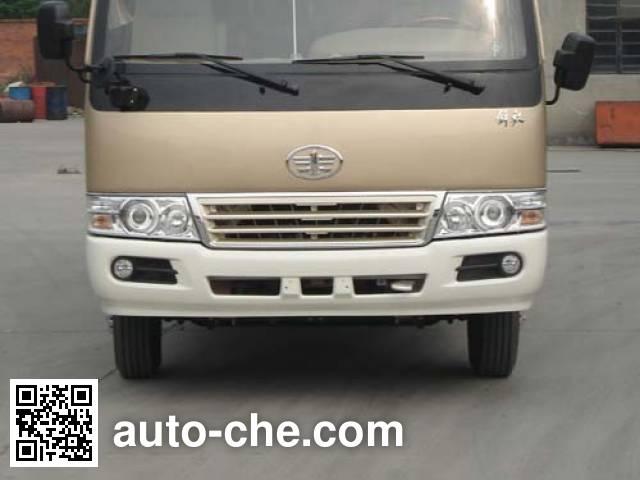 解放牌CDL5046XXYEC厢式运输车