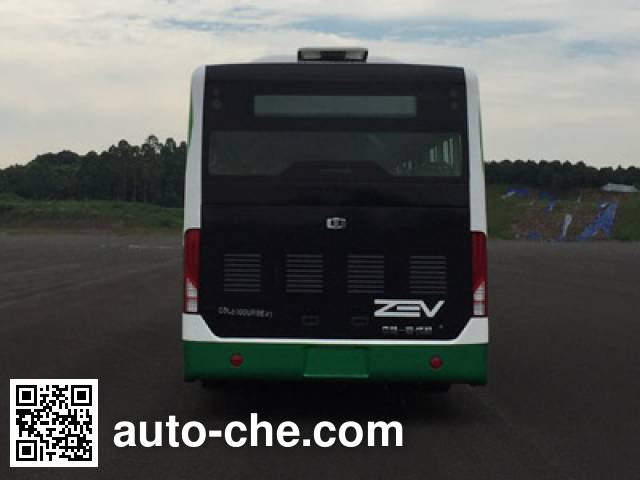ZEV CDL6100URBEV3 electric city bus