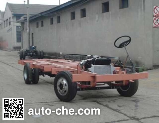 ZEV CDL6570CFDF bus chassis