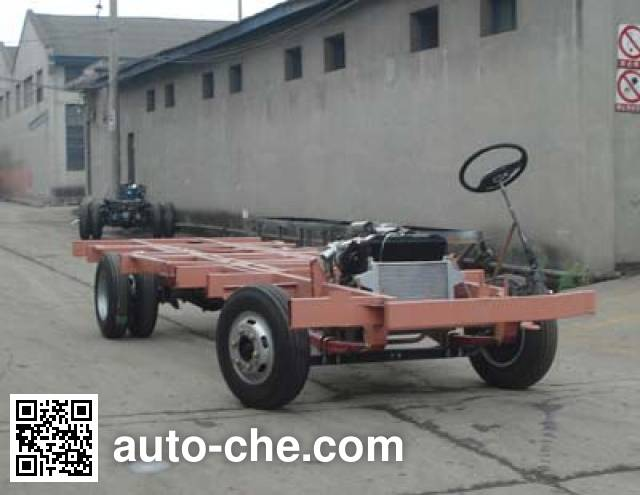 FAW Jiefang CDL6570EA bus chassis