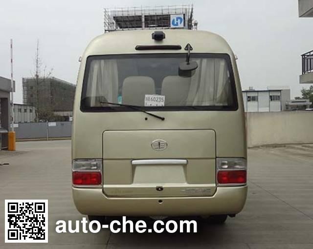 FAW Jiefang CDL6606BEV electric bus