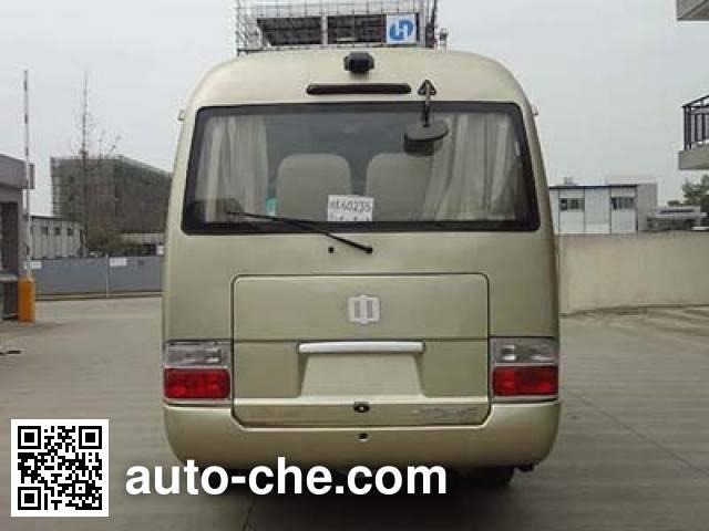 中植汽车牌CDL6606LRBEV1纯电动客车