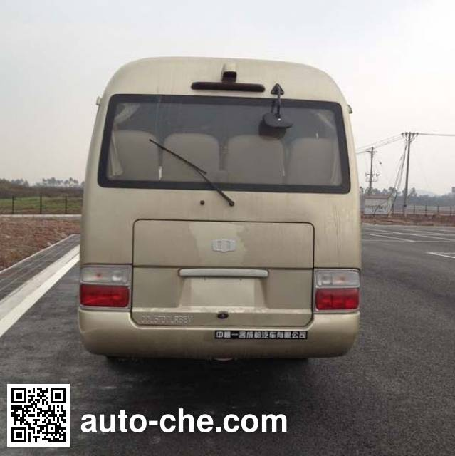 中植汽车牌CDL6700LRBEV纯电动客车