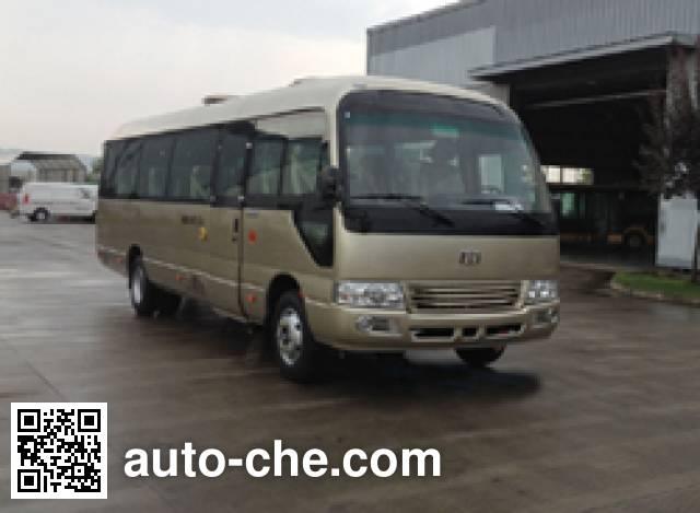 中植汽车牌CDL6800LRBEV纯电动客车