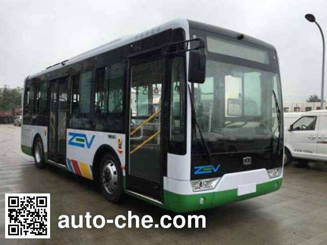 中植汽车牌CDL6820URBEV纯电动城市客车